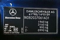 Placa de fabricante