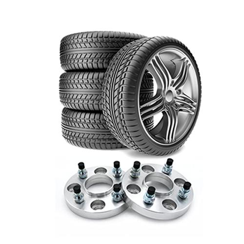 Medidas de ruedas para homologar
